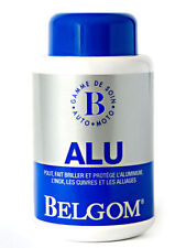 BELGOM ALU polish inox argent chrome Harley Davidson moto tuning chopper 250 ML