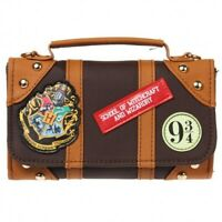 Official Harry Potter Bag Hogwarts PU Hybrid Bag good quality women's purse
