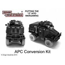 Zinge Industries APC CONV KIT 2x Tapas, ruedas 4x 27 mm, 2 S-TAU01 bebederos forestal