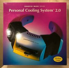 New Personal cooling system 2.0 by Sharper Image Design