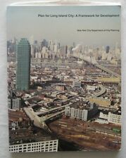 Plan For Long Island City A Framework For Development NYC Dept of Planning 1994