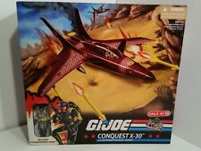 Conquest X-30 25th Anniversary G.I. Joe / Cobra GI Joe Python Patrol Target Excl