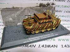 PZ40 Tank (Tanque) militar 1/72 PANZER nº40 Bergepanther SdKfz 179 Alemania 1944
