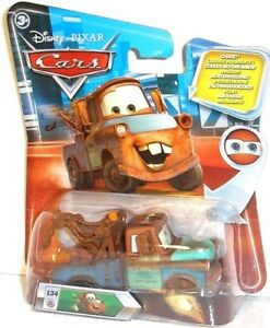 Look B - MATER WITH HOOD CRICCHETTO Mattel Cars Disney Modellini Metallo Diecast