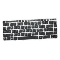 Universal US Keyboard Replacements For HP EliteBook Folio 9470m laptop + Backlit