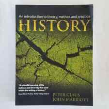 History: An Introduction to Theory, Method, Practice - Claus, Marriott Paperback