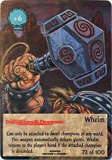 Spellfire Runes & Ruins Whelm 72/100