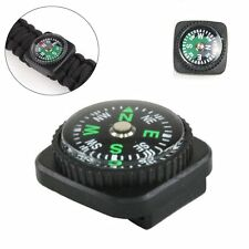 Slip Slide on Watch Band Wrist Compass For Wrist Survival Paracord Bracelets