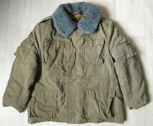 Sz.XL 52-4 Soviet Russian Winter Field Uniform Afganka Afghanka Jacket