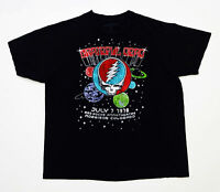 Grateful Dead Shirt T Shirt Red Rocks Colorado July 1978 7/7/78 Space SYF GDP XL