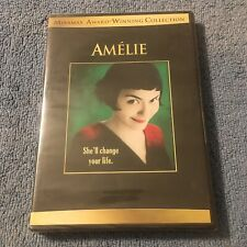 Amelie (Dvd, 2011, Widescreen) New Sealed