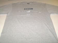 Brooklyn Cyclones Warning Die Hard Fan 2008 Milb Baseball Team T-Shirt Nice! Xl
