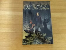 Rare Copy Of We The People Tpb Graphic Novel!