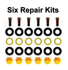 Fuel Injector Service Repair Kit fits 96-00 i6 BMW