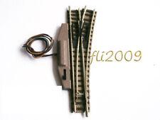 * Fleischmann N 9173 gu (9171 + 9423) scambio elettrico dx weiche rechts