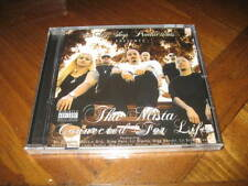 Chicano Rap CD Mister One - Connected For Life - Doll-E Girl Lil Sicko Ese Moska
