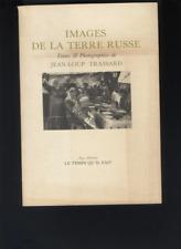 (178) Images de la terre russe / J-L Trassard / Le temps qu'il fait