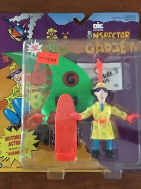 1992 Tiger Toys INSPECTOR GADGET WINDSURFER Action Figure NEW RARE