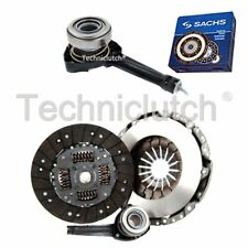 NATIONWIDE 2 PART CLUTCH KIT AND SACHS CSC FOR RENAULT TRAFIC BUS 1.9 DCI 100