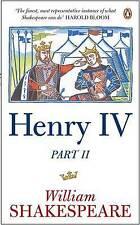 Henry Iv Part Ii (Penguin Shakespeare) (pt. II)-ExLibrary
