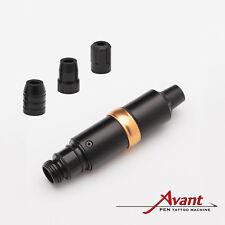 EZ Avant Cartridge Tattoo Machines 100% Imported Maxon Motor Optional Pen Grips