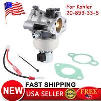New Carburetor for Kohler 20-853-33-S Courage SV530 SV540 SV590 SV600 Carb OZ
