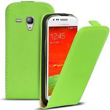 Flip Case Samsung Galaxy S3 Mini Hülle Pu Leder Klapphülle Handy Tasche Cover