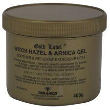 Gold Label Hamamélis & Arnica Gel