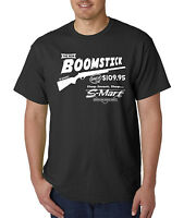 The BOOMSTICK T-Shirt / Shop S-Mart Evil Halloween Horror Living Dead Zombie