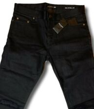 $750 Saint Laurent Black Jeans Size 33 Made in Japan