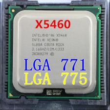 Intel Xeon X5460 3.16GHz quad-core processor compatible LGA775 ultra Q9550. Q96
