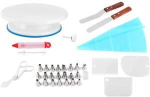 Cake Decorating Kit, 36Pcs/Set Cake Decorating Supplies, Baking Tools