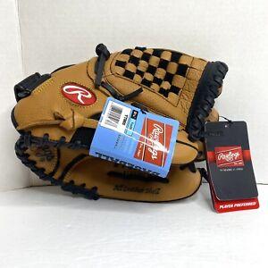 Rawlings PP2109TB Player Preferred Leather Baseball 11 1/2 inch Glove RHT, NWT