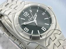 EBEL TYPE E MENS WATCH STAINLESS STEELQUARTZ  WATCH - EBEL
