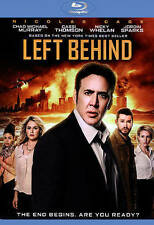 Left Behind (Blu-ray, 2014, w/ Slipcover, Region A) Usually ships in 12 hours!!!