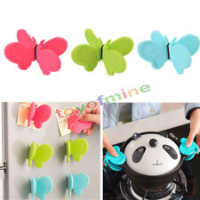 One pair Random Butterfly Shaped Silicone Anti-scald Devices Kitchen Tool