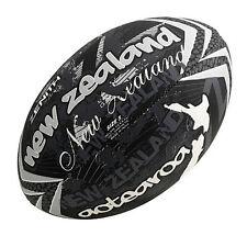 Gilbert Zenith New Zealand Rugby League Ball - Size 5