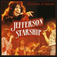 Jefferson Starship - Windows of Heaven [New CD]