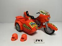 Tyco Crash Test Dummies Bike Crash N Dash Cycle 🔥