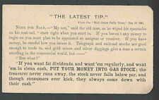 1885 PC Tips On How To Purchase Stocks Gold Silver Quoted From Wall St News NY