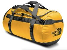 The North Face BASE CAMP DUFFEL Large Duffle Bag95L - Summit Gold Yellow