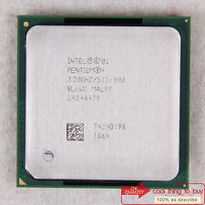 Intel Pentium 4 HT CPU (RK80532PG088512) Socket 478/N SL6WG SL6WE 3.2/512/800