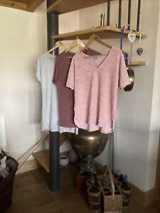 Ladies Next Tee Shirt Bundle - 3 Items - Size 12