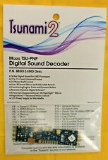 SoundTraxx 885013 Tsunami2  2 amp EMD Diesel Digital Sound Decoder