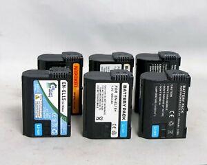 Generic Nikon EN-EL15 Rechargeable Li-ion Battery ENEL15