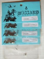 Wizzard HP USA Slot Car Deep Guide Pins 4 pcs fit Storm and Patriot