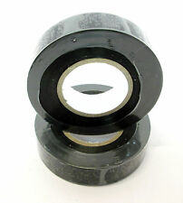 Black Insulating / Insulation / Electrical Tape 19mm (w) x 20m  Pack of 2 AD003