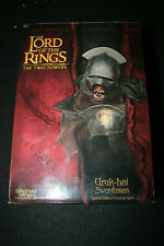 Sideshow Weta Lord Of The Rings Uruk-Hai Swordsman Bust Sold Out #1618/2000 Lotr