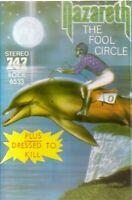 Nazareth  The Fool Circle Import Cassette Tape