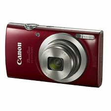 Canon Powershot Elph 180 (Red) *NEW* *IN STOCK*